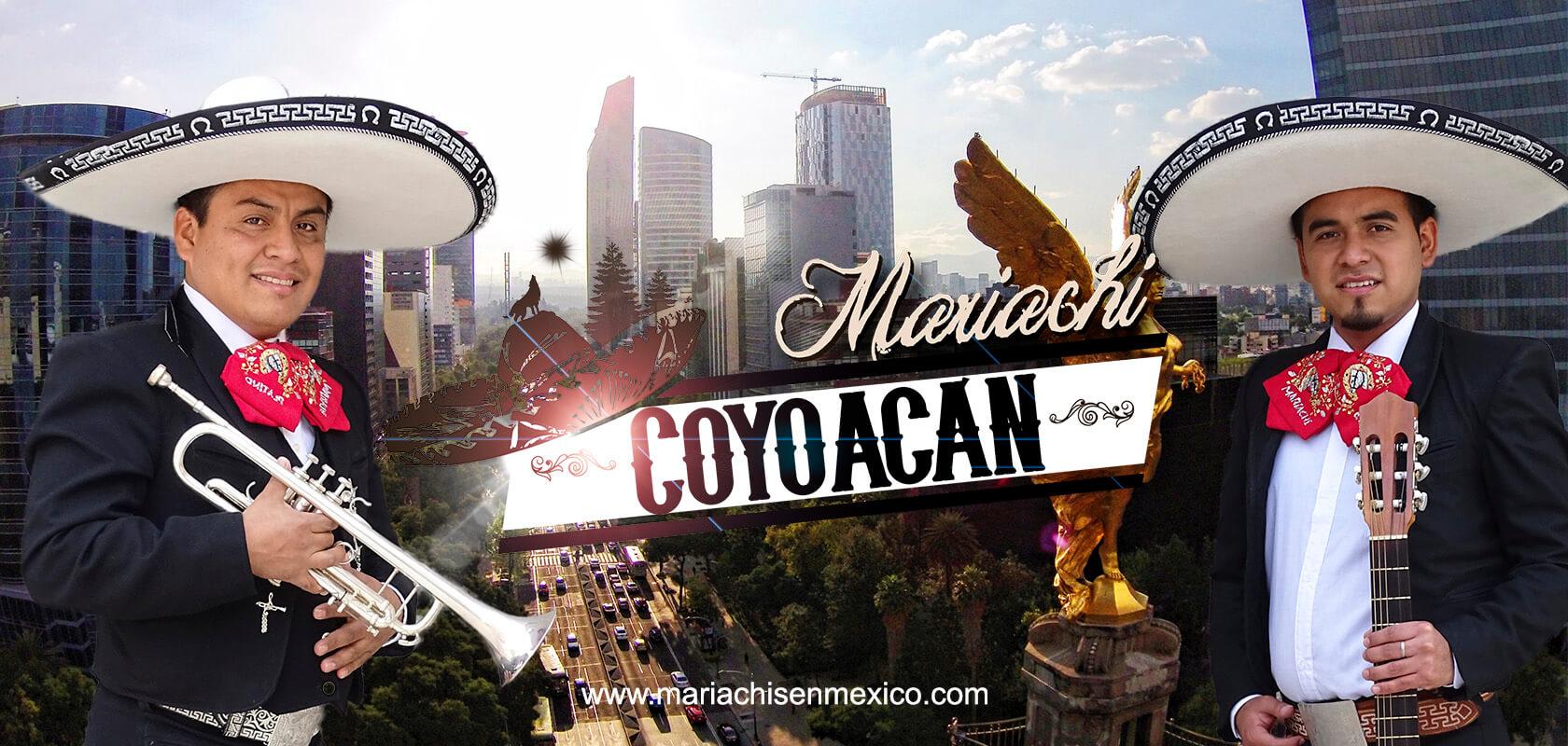 Mariachis en México